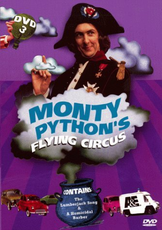 Monty Python Vol. 3 Flying Circus Clr Nr