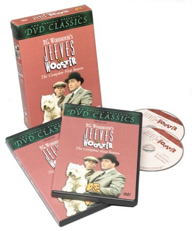 Jeeves & Wooster Complete First Season Clr Nr 2 DVD