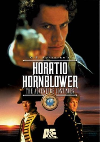Adventure Continues Horatio Hornblower Nr 2 DVD