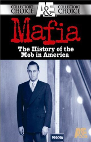 Mafia History Of The Mob In Am Collector's Choice Nr 2 DVD