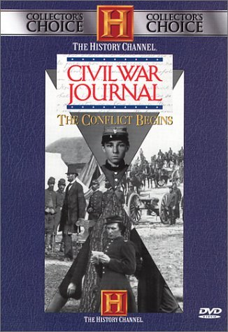Civil War Journal Conflict Beg Collector's Choice Clr Bw Nr 2 DVD