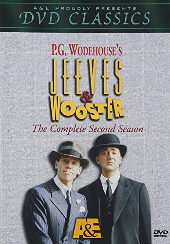 Jeeves & Wooster Complete Second Season Clr Nr 2 DVD