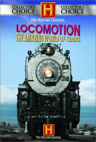 Locomotion Amazing World Of Tr Collector's Choice Made On Demand Nr 2 DVD