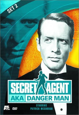 Secret Agent Aka Danger Man Set 2 B W Nr 2 DVD