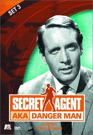 Secret Agent Aka Danger Man Set 3 B W Nr 2 DVD