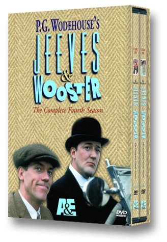 Jeeves & Wooster Complete Fourth Season Clr Nr 2 DVD