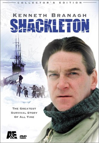 Shackleton (2001) Branagh Cranitch Mcnally Rowe Clr 3 DVD