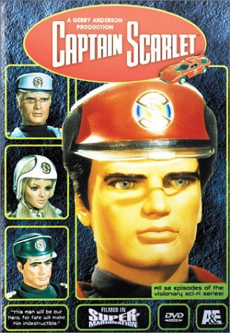 Captain Scarlet Complete Series Clr Nr 4 DVD