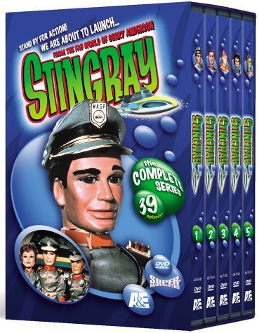 Stingray Complete Set Clr Nr 5 DVD