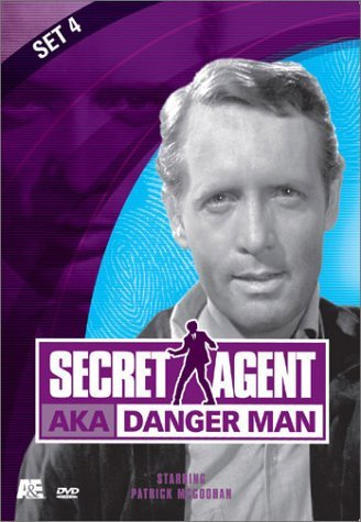 Secret Agent Aka Danger Man Set 4 B W Nr 2 DVD
