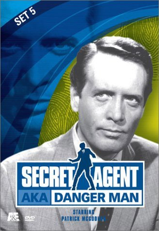 Secret Agent Aka Danger Man Set 5 B W Nr 2 DVD