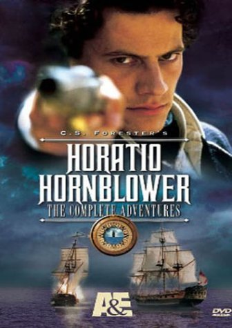 Horatio Hornblower Complete Adventures Clr Nr 6 DVD