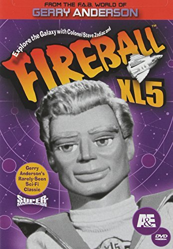 Fireball Xl5 Fireball Xl5 Complete Series Bw Nr 5 DVD
