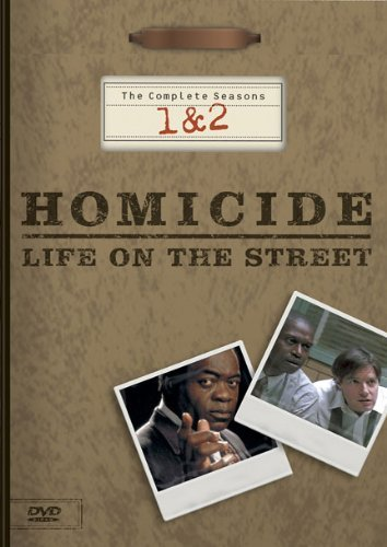 Homicide Life On The Street Season 1 2 Clr Nr 4 DVD