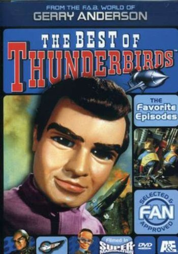 Best Of The Thunderbirds Thunderbirds Nr 2 DVD