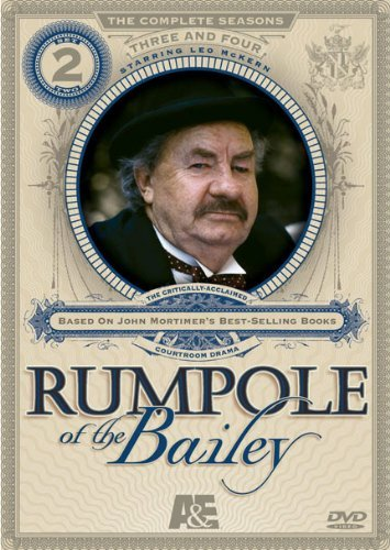 Rumpole Of The Bailey Seasons Rumpole Of The Bailey Nr 4 DVD