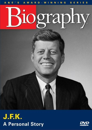 John F Kennedy Personal Story Biography Made On Demand Nr