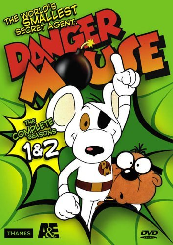 Danger Mouse Season 1 2 Nr 2 DVD