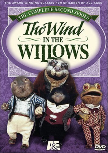 Wind In The Willows Series 2 Wind In The Willows Nr 2 DVD