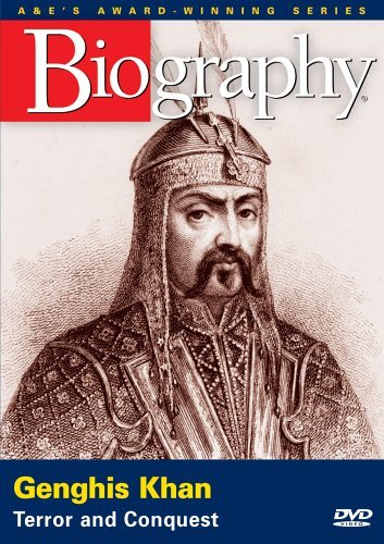 Genghis Khan Biography DVD R Nr