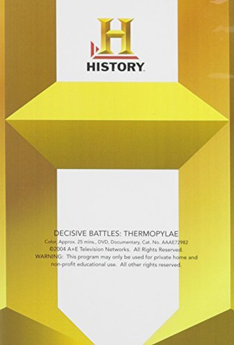 Decisive Battles Decisive Battles Thermopylae Made On Demand Nr