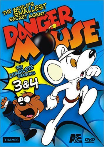 Danger Mouse Seasons 3 4 Danger Mouse Nr 2 DVD