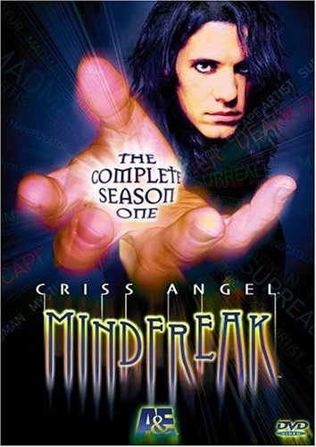 Criss Angel Mindfreak Criss Angel Mindfreak Season Season 1 Nr 2 DVD