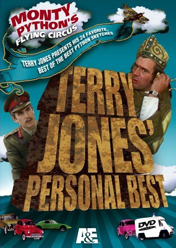 Monty Python's Flying Circus Terry Jone's Personal Best Clr Nr