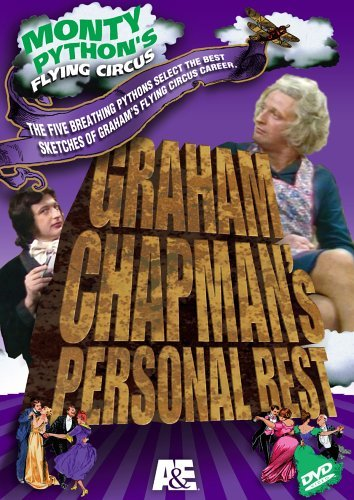 Monty Python's Flying Circus Graham Chapman's Personal Best Clr Nr