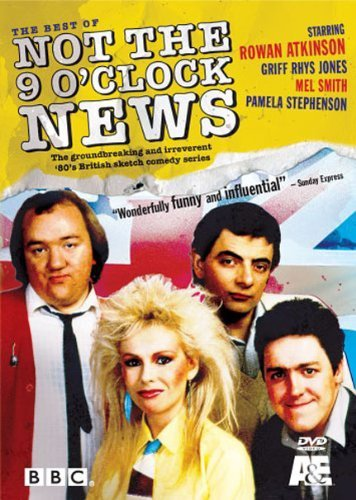 Best Of Not The 9 O'clock News Not The 9 O'clock News Clr Nr 2 DVD