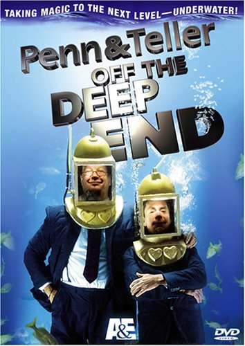 Off The Deep End Penn & Teller Clr Nr