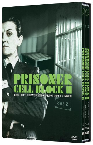 Prisoner Cell Block H Set 2 Clr Nr 3 DVD