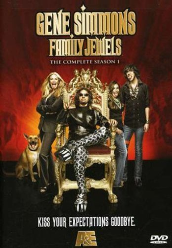 Gene Simmons Family Jewels Season 1 Clr Nr 2 DVD
