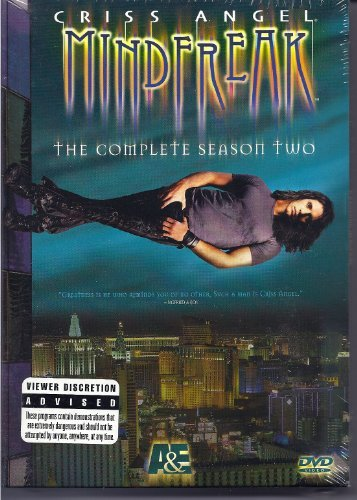 Criss Angel Mindfreak Criss Angel Mindfreak Season Season 2 Nr 3 DVD