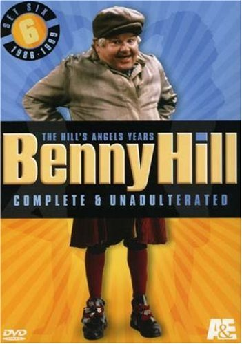 Benny Hill Complete & Unadulte Benny Hill Show Nr 3 DVD