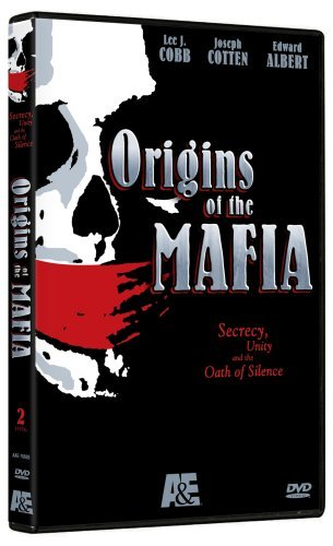 Origins Of The Mafia Cobb Cotton Albert Made On Demand Nr 2 DVD