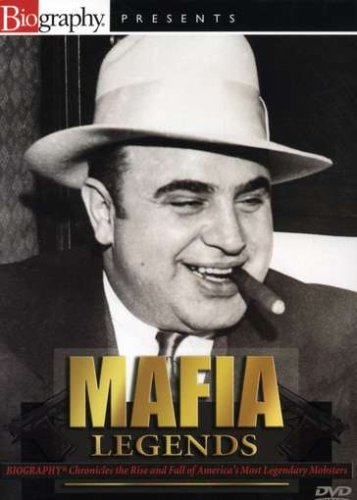 Biography Mafia Legends Biography Mafia Legends Clr Bw Nr 4 DVD