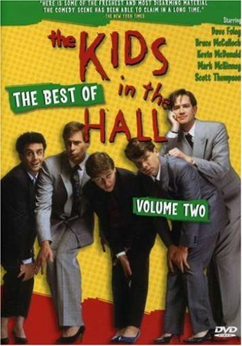Kids In The Hall Kids In The Hall Vol. 2 Best Nr