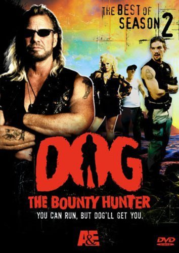 Dog The Bounty Hunter The Best Of Season 2 Nr