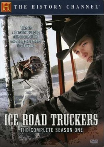 Ice Road Truckers Ice Road Truckers Season 1 Nr 3 DVD