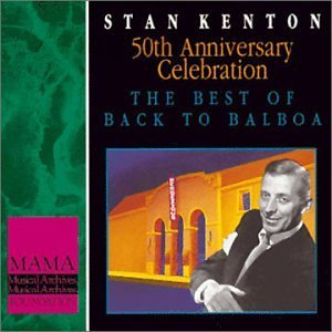 Stan Kenton Best Of 50th Anniversary Celeb