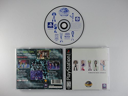 Psx Spice World 3d E