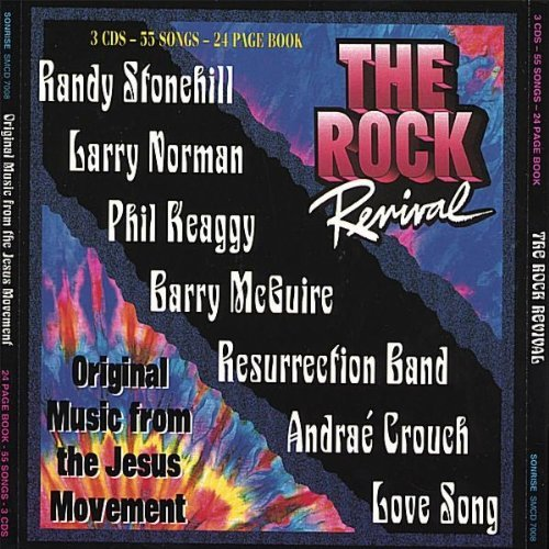 Rock Revival Music Of The Jesu Rock Revival Music Of The Jesu 3 CD
