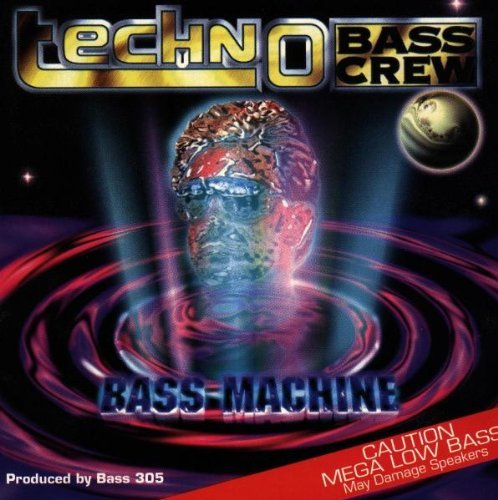 Techno Bass Crew Bass Machine