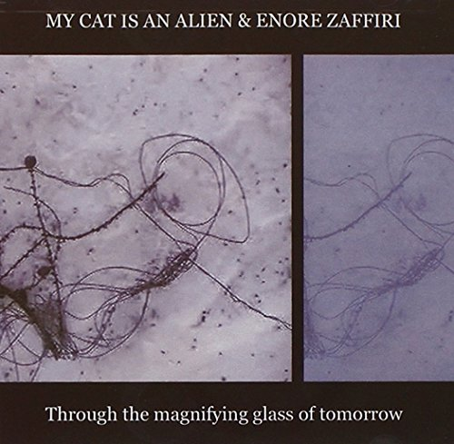 My Cat Is An Alien & Enore Zaf Through The Magnifying Glass O