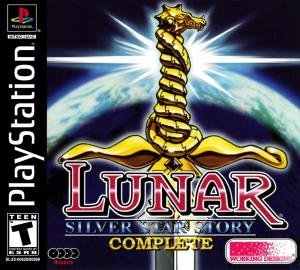 Psx Lunar Silver Star Story T 2 Cd's
