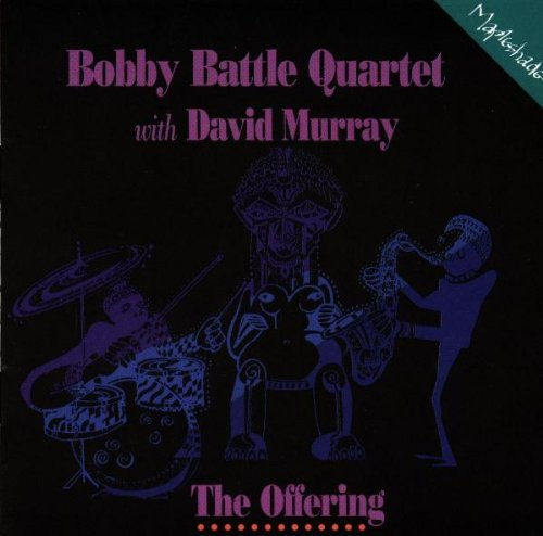 Battle Bobby Quartet Offering
