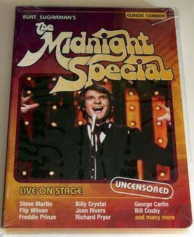 Burt Sugarman's Midnight Special Live On Stage