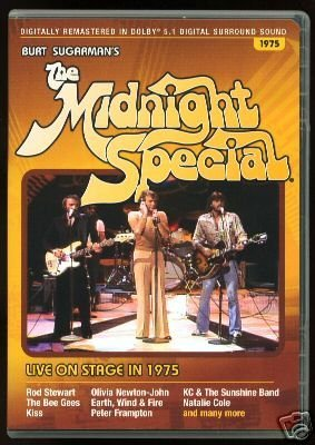 Burt Sugarmans Midnight Special 1975