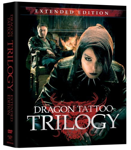 Dragon Tattoo Trilogy Extende Rapace Nyqvist Ws Swe Lng Eng Sub Extended Ed Ur